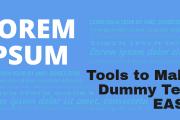 Lorem Ipsum Là Gì? Nguồn gốc xuất sứ