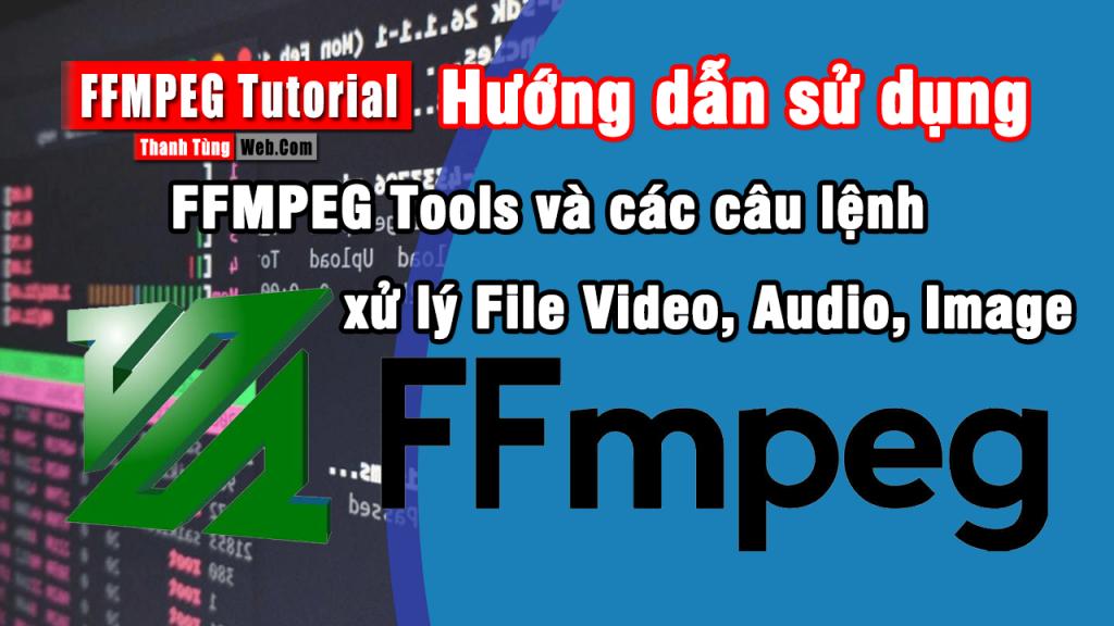 FFmpeg tools